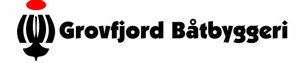 Grovfjord Båtbyggeri A/S logo