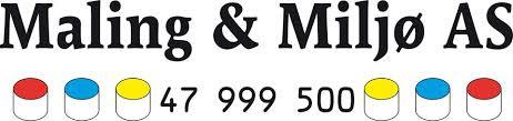 Maling & Miljø AS logo