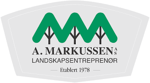 A. Markussen AS logo