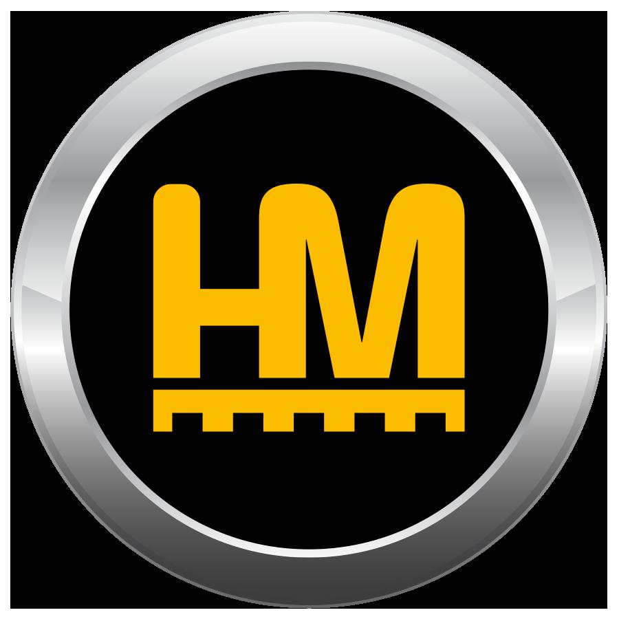 Harstad Maskin AS logo